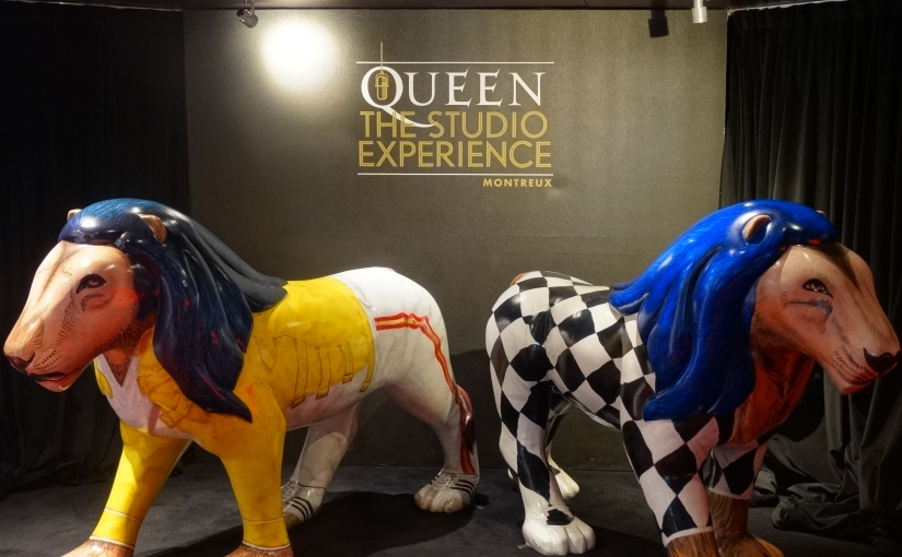 The Retirees go Abroad – Montreux Switzerland – the Queen Museum and Casino