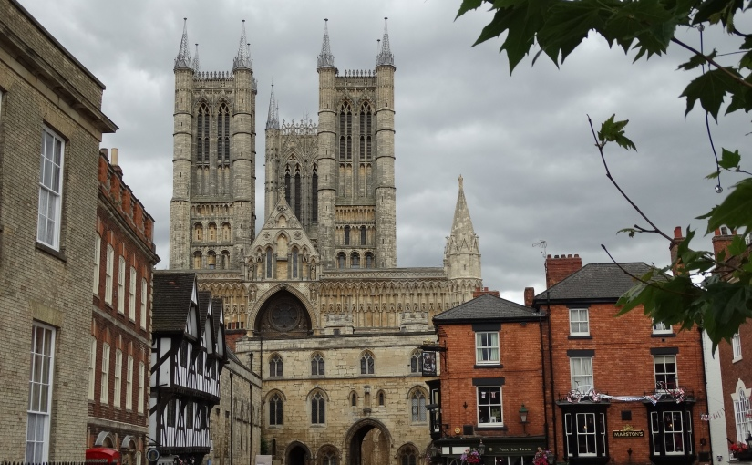 The Retirees go Abroad – Greg's Visit to Nottingham – Lincoln