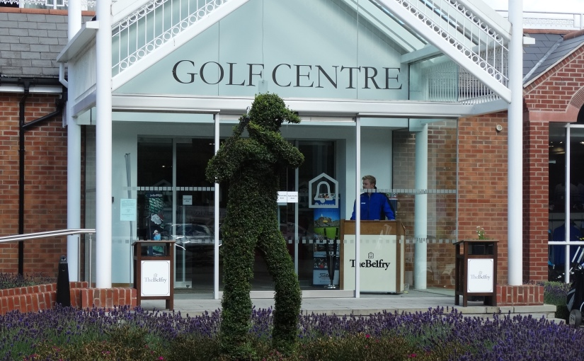 The Retirees go Abroad – Greg's Visit to Nottingham – 18 holes at the Belfry Golf Club