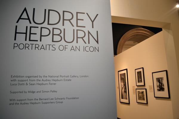 The Retirees go Abroad – London in July – Audrey Hepburn Exhibition