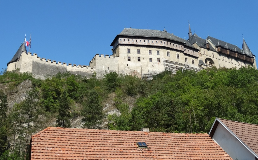 The Retirees go Abroad – Prague and the Czech Republic – Karlštejn Castle