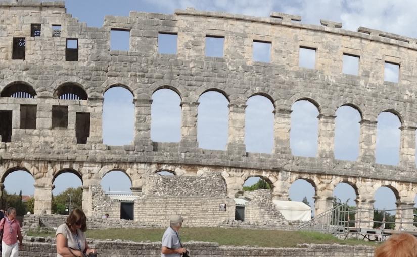 The Retirees go Abroad – Croatia – Opatija Riviera – Pula andRovinj
