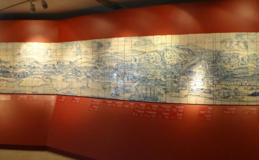 The Retirees go Abroad – the Iberian Peninsula – the Tile Museum ofLisbon