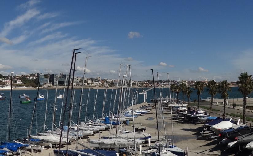 The Retirees go Abroad – the Iberian Peninsula – the Rivera of Portugal atCascais
