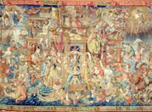 Tapestry the Fortune 16th century
