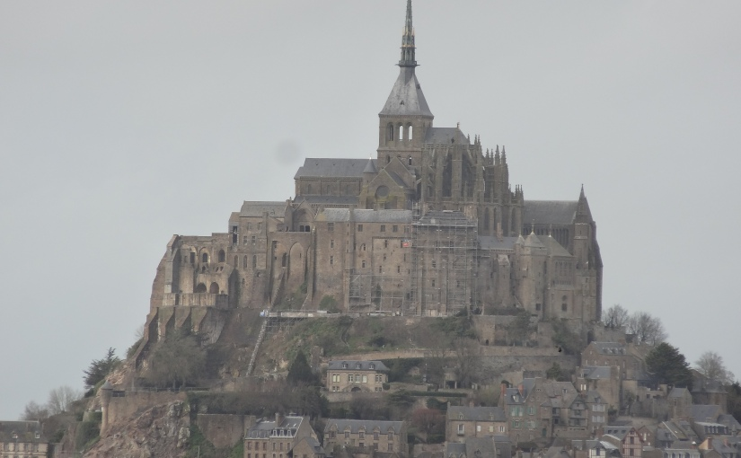 The Retirees go Abroad – France, Norway, UK and Ireland – Le Mont St Michel and St.Malo