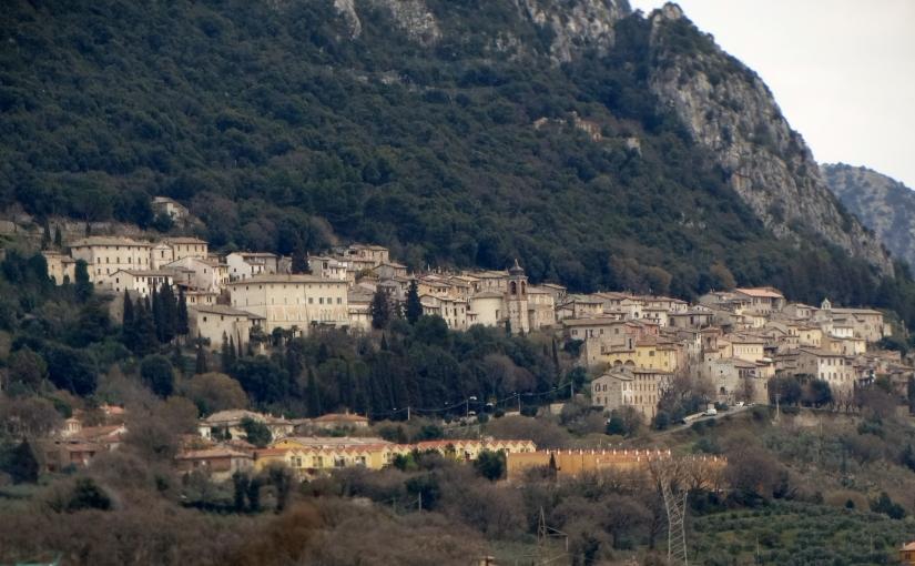 The Retirees in Umbria – return to Italy – Rome toCesi