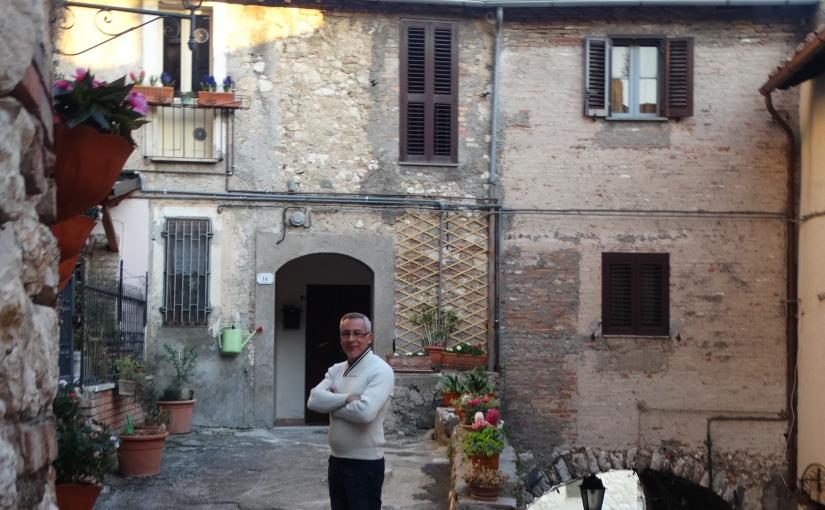 The Retirees return to Italy – Villa Contessa,Cesi