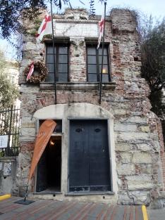 Columbus's house