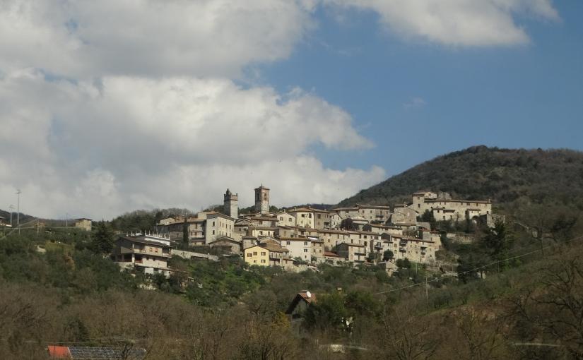 The Retirees return to Italy – Umbria –Portaria