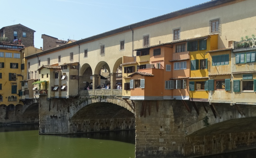 The Retirees return to Italy – Florence and Tuscany
