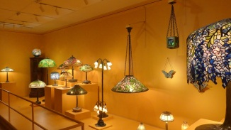 more Tiffany lamp shades
