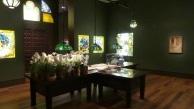 Tiffany's study