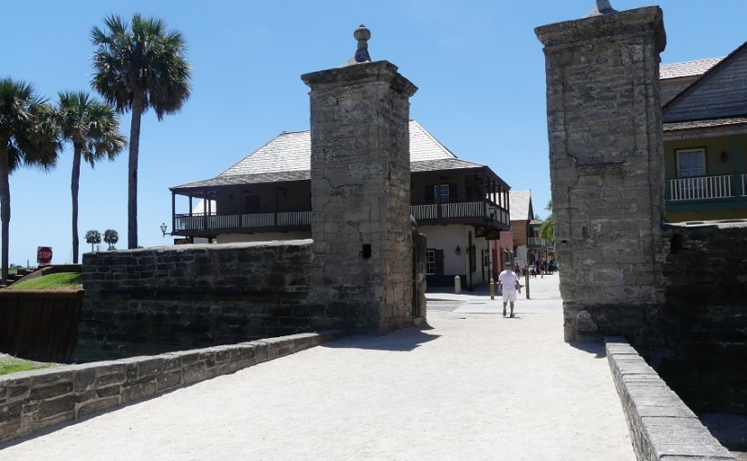 The Retirees in the South East USA – St Augustine