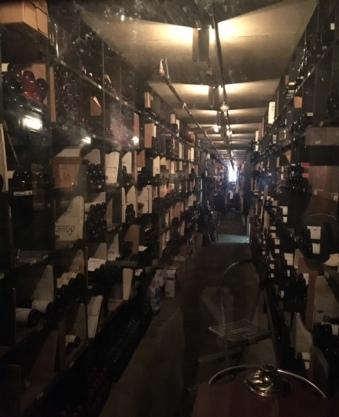 Antoines cellar