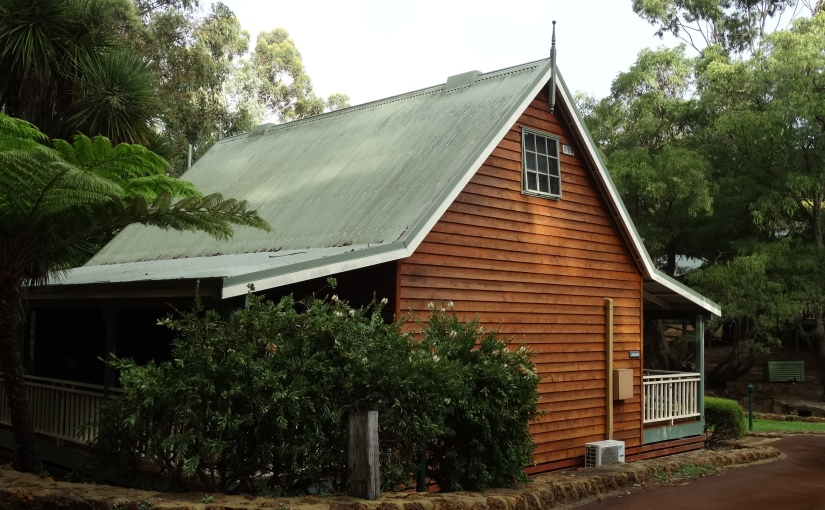The Retirees Home in Brisbane – Travels to the Wild West – Days3