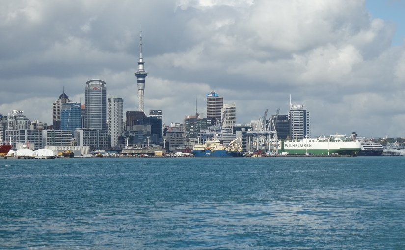 The Retirees Escape to Auckland – Part 1