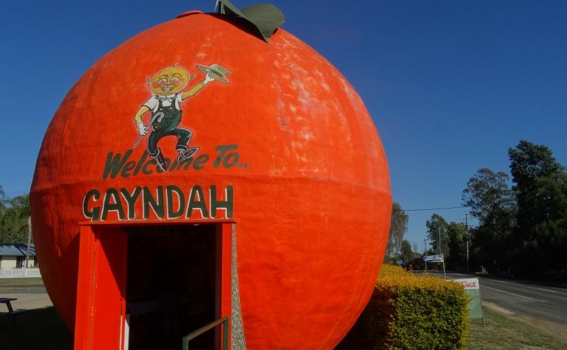 The Retirees revisitGayndah