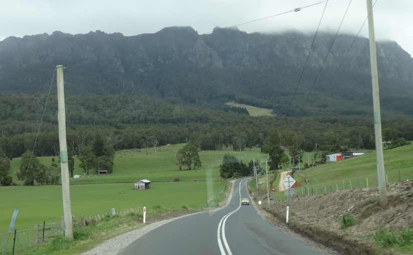 The Retirees on the Move Again – Tasmania in Ten – Cataract Gorge and Cradle Mountain