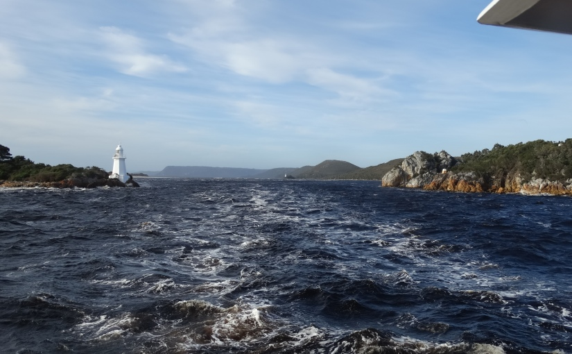 The Retirees on the Move Again – Tasmania in Ten – Macquarie Harbour and Sarah Island