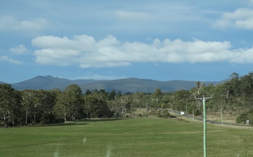 The Retirees on the Move Again -Tasmania in Ten – South toTassie
