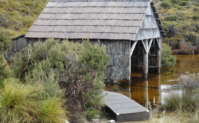 The Retirees on the Move Again – Tasmania in Ten – Dove Lake, Tullah and Strahan